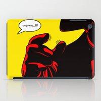 Choke iPad Case
