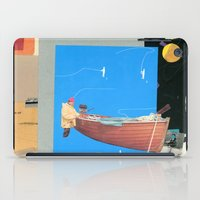 Aquatic Huntsman iPad Case