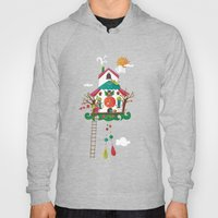 Cuckoo Mouse House Hoody