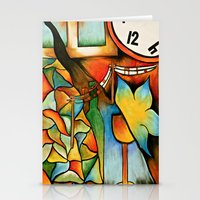 Double Stationery Cards