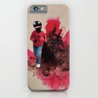 Run Away iPhone 6 Slim Case
