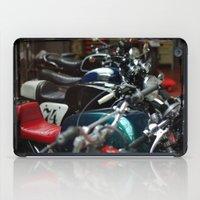 Motorcycles iPad Case