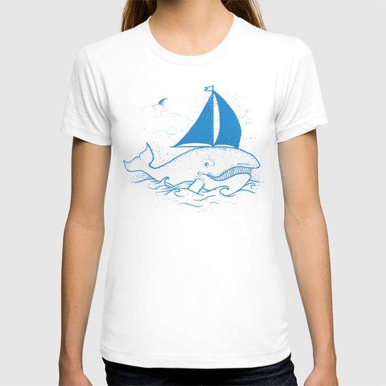 Whaleboat T-shirt