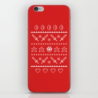 Festive Adventures in Gaming iPhone & iPod Skin