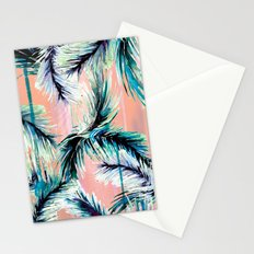 Pink tropical haze Stationery Cards