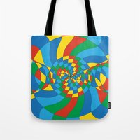 Captain Planet (Society … Tote Bag