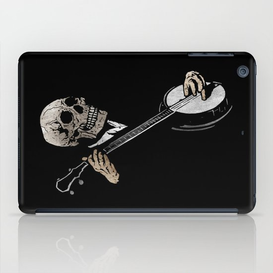 Skullboys' Banjo Blues iPad Case
