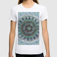Secrets Of The Mayan Or… Womens Fitted Tee Ash Grey SMALL