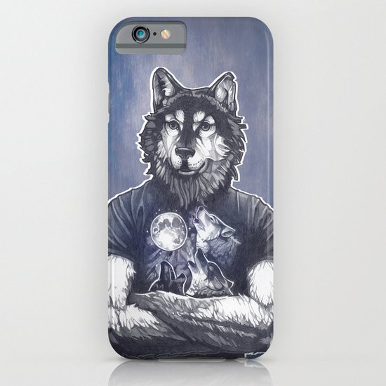 Four Wolf Moon iPhone & iPod Case