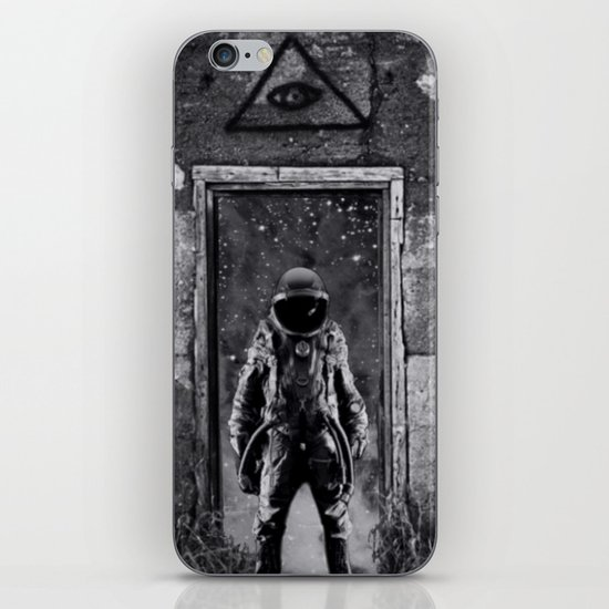 The man from earth iPhone & iPod Skin