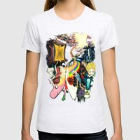 Final Adventure Fantasy Time! Womens Fitted Tee Ash Grey SMALL