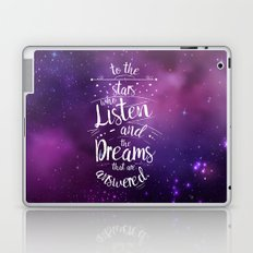 ACOMAF- To the Stars Who Listen And the Dreams that are Answered Laptop & iPad Skin