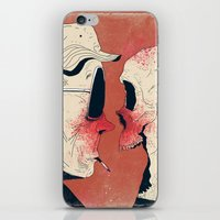 Hunter S. Thompson iPhone & iPod Skin