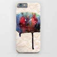 Little Nebula Watercolor iPhone 6 Slim Case