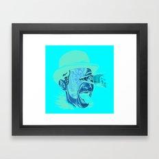 Reel Passion Framed Art Print