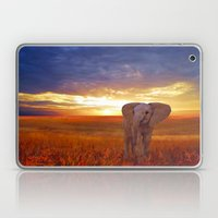 Elephant baby Laptop & iPad Skin