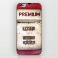 Old Premiums iPhone & iPod Skin