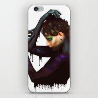 The Girl 2 iPhone & iPod Skin