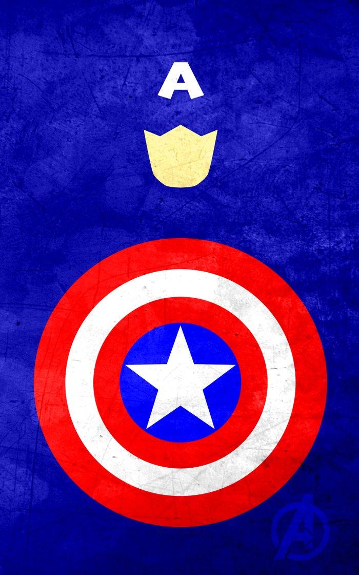 Captain america avengers movie variant art print by - Poster super heros ...