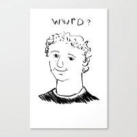 WWPD? Canvas Print
