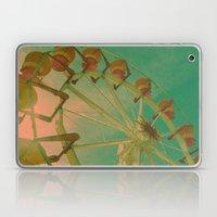 wheel carousel Laptop & iPad Skin