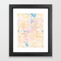 Caleidoscope Quattro Framed Art Print