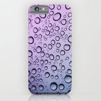 Drops Of Blurple iPhone 6 Slim Case