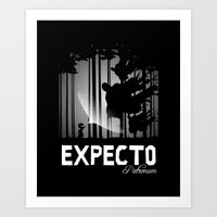 Expecto Patronum Art Print
