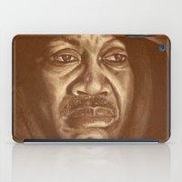 round 2...joe frazier iPad Case