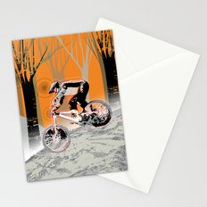 downhill Stationery Cards