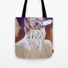 It hurts… (Duele) Tote Bag