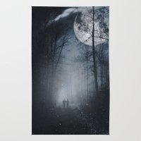 moon walkers Rug
