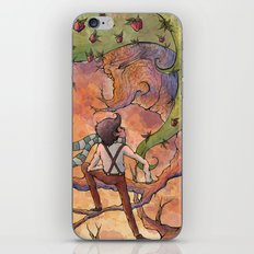 Ode to The Giving Tree iPhone & iPod Skin
