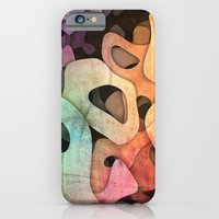 iPhone & iPod Case featuring Where the monsters live? by SensualPatterns