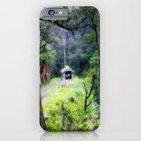 Old train Depot iPhone 6 Slim Case