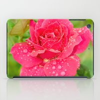 Rose After Rain iPad Case