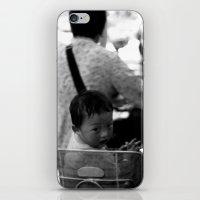 Shanghai #1 iPhone & iPod Skin