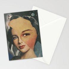 Celestial Body Stationery Cards