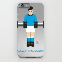Manchester City Table Fo… iPhone 6 Slim Case