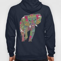 Painted Elephant Chartre… Hoody