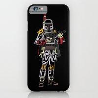 iPhone & iPod Case featuring Boba Font by Fabian Gonzalez