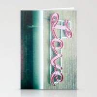Sign of Love Stationery Cards