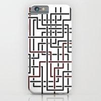 Obliquity 4 iPhone 6 Slim Case