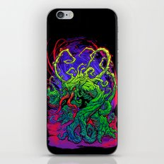 RISE, TENDRIL, RISE! iPhone & iPod Skin