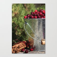 Berries and Spice Canvas Print