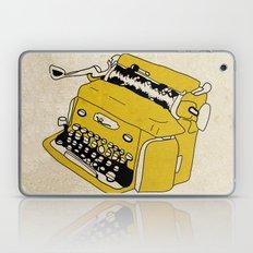 Grunge Typewriter Laptop & iPad Skin