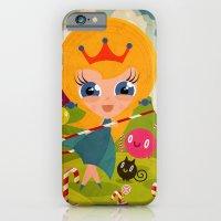 iPhone & iPod Case featuring Caramel Princess by danvinci