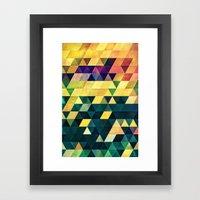 ryx hyx Framed Art Print