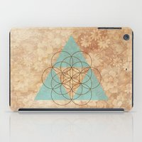 Geometrical 007 iPad Case