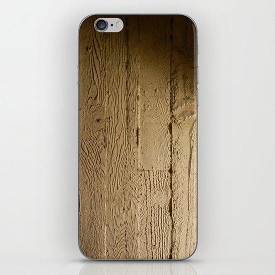 Boardmarked Concrete - Denys Lasdun iPhone & iPod Skin